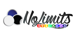 No Limits Stickers