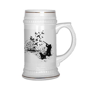 Duck Hunter Beer Stein