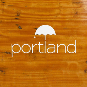 Portland Umbrella Sticker/Decal