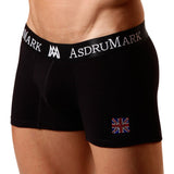AsdruMark Boxer UK Stones Black Men's Underwear