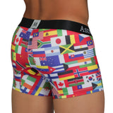 AsdruMark Boxer One World Men's Underwear