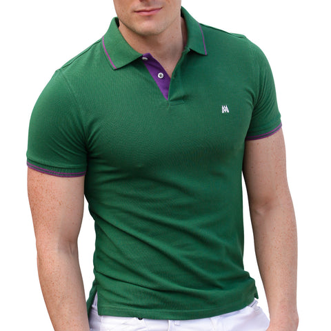 AsdruMark Polo Shirt Racing Green
