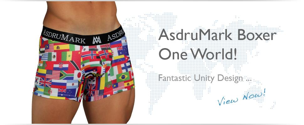 AsdruMark Brief Underwear for Men