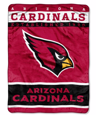 Arizona Cardinals Twin Blanket