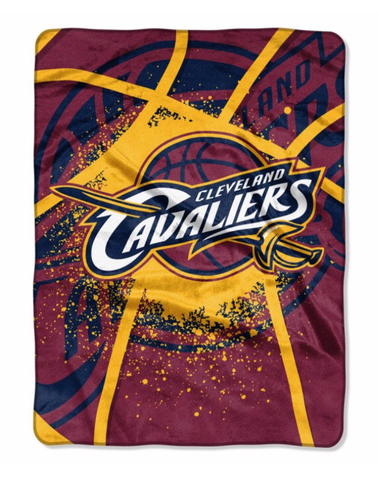 Cleveland Cavaliers Twin Blanket