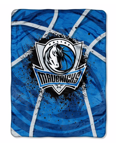 Dallas Mavericks Twin Blanket