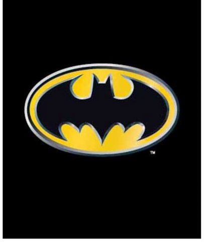 Batman logo Twin Blanket