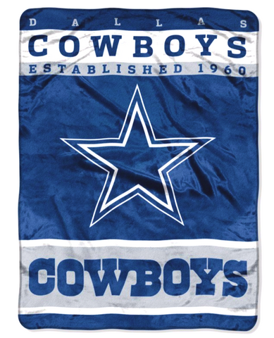 Cowboys Twin Blanket