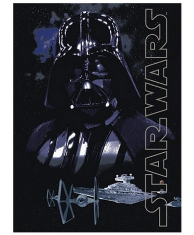 Star Wars Darth Vader twin Blanket
