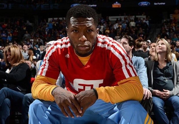 Nate Robinson's First Game In Israel
