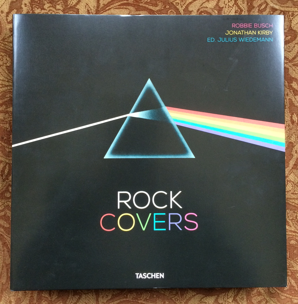 Rock Covers by Taschen: Vol 1