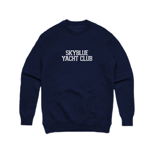 Yacht Club - Crew Neck