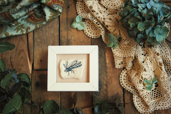 mini frame- Dragonfly