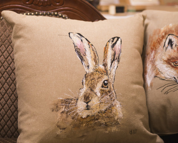 Cushion- hare