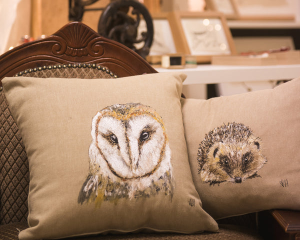Cushion-owl