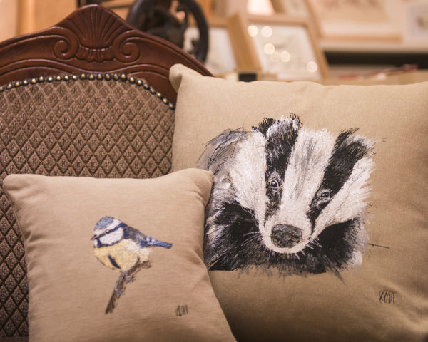 cushion-badger