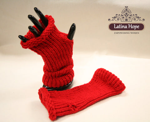 Red Hand Warmers - FREE SHIPPING!