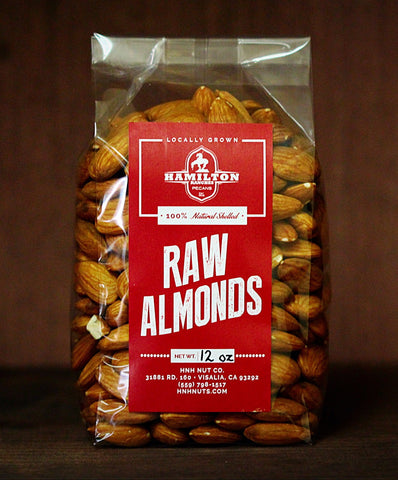 Raw Almonds (12 oz)