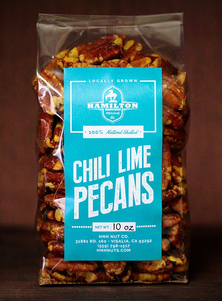 Chili Lime Pecans (10 oz)