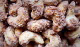 Cinnamon Glazed Cashews (10 oz)