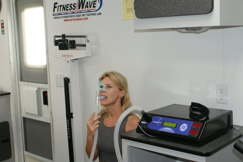 Resting Metabolic Rate (RMR) Testing