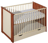 Convertible Cot Prestige To Twin Bed - My Tiny Wheels