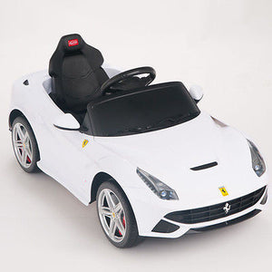 Licensed Ferrari F12 White - My Tiny Wheels