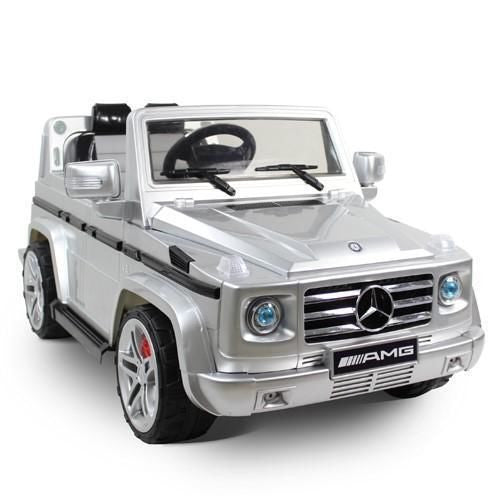 Mercedes Benz G55 Silver - My Tiny Wheels