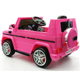 Mercedes Benz G65 Pink - My Tiny Wheels