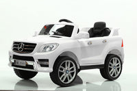 Mercedes ML 350 White