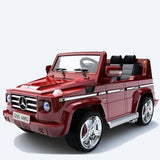 Mercedes Benz G55 Burgundy - My Tiny Wheels