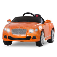 Bentley GTC 12V Orange