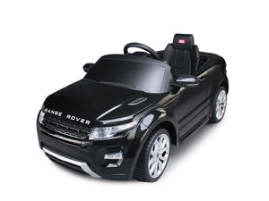 Range Rover Evoque - Black
