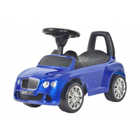 Luxury Bentley Push Car Blue