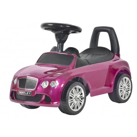 Luxury Bentley Push Car Purple - My Tiny Wheels