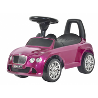 Luxury Bentley Push Car Purple