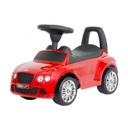 Push Car For Toddlers Bentley Ride On From Garagen1 Red