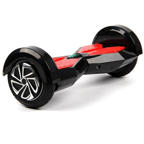 R8 Series Hoverboard 8 inches Wheels Bluetooth Speakers - Black - GarageN1  - 1