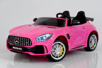 Mercedes two seater Pink
