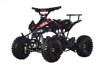 TomRide 240 ATV - Black & Red