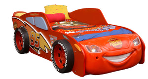 Disney Car Lightning McQueen Toddler Bed - My Tiny Wheels