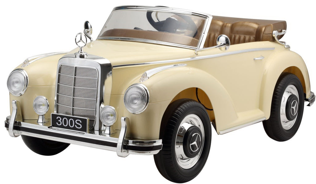 Mercedes 300S Beige - My Tiny Wheels