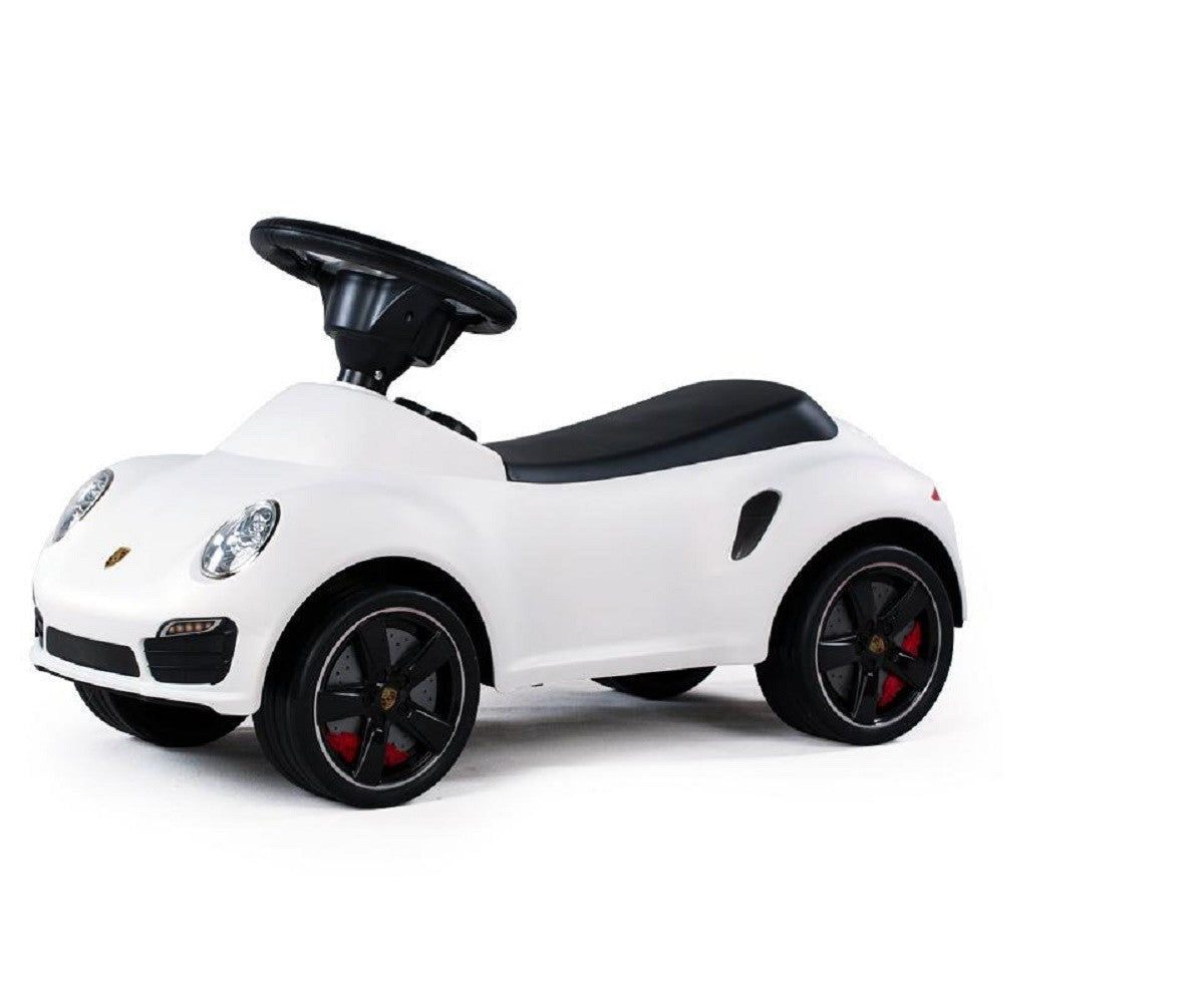 Licensed Porsche 911 Turbo Push Car White - Buy Online on My Tiny Wheels