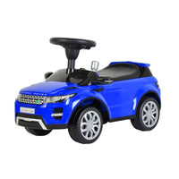 Licensed Range Rover Push Car Blue