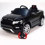 Range Rover Evoque - Black - My Tiny Wheels