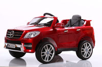 Mercedes ML 350 Red