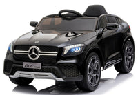 Mercedes GLC Coupe Black