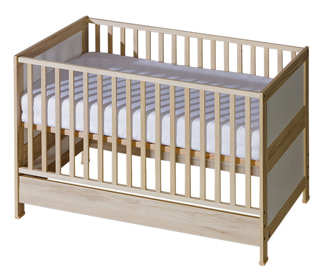 Convertible Crib Basic To Single Bed - My Tiny Wheels