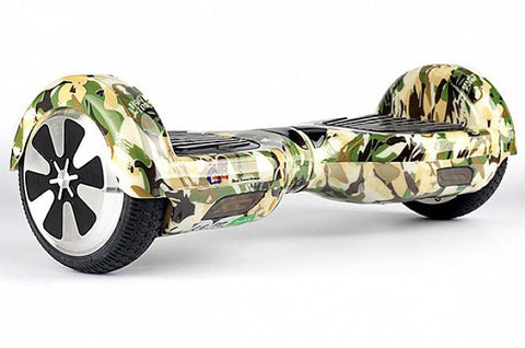 N1 Series Hoverboard 6,5 inches Wheel | Camouflage