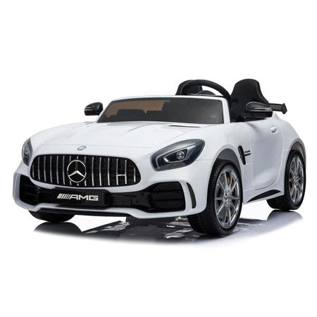 Mercedes two seater White